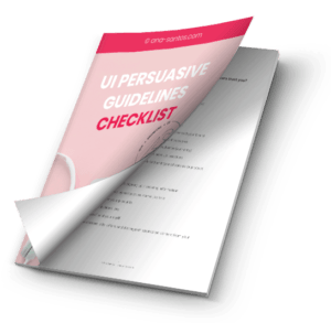 UI persuasive guidelines checklist-min