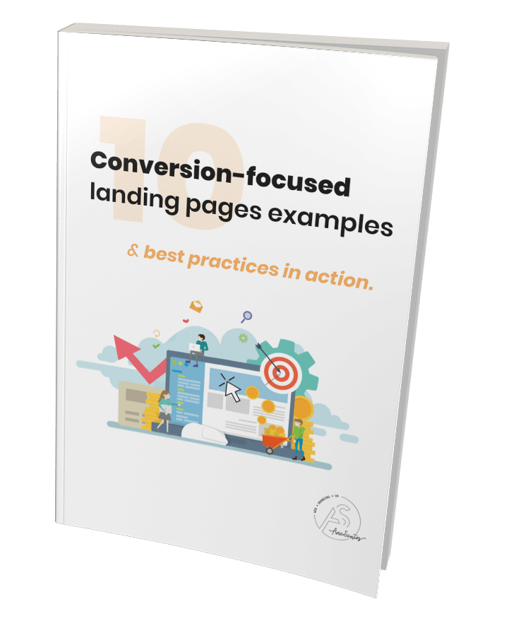 10 conversion focused landing pages examples