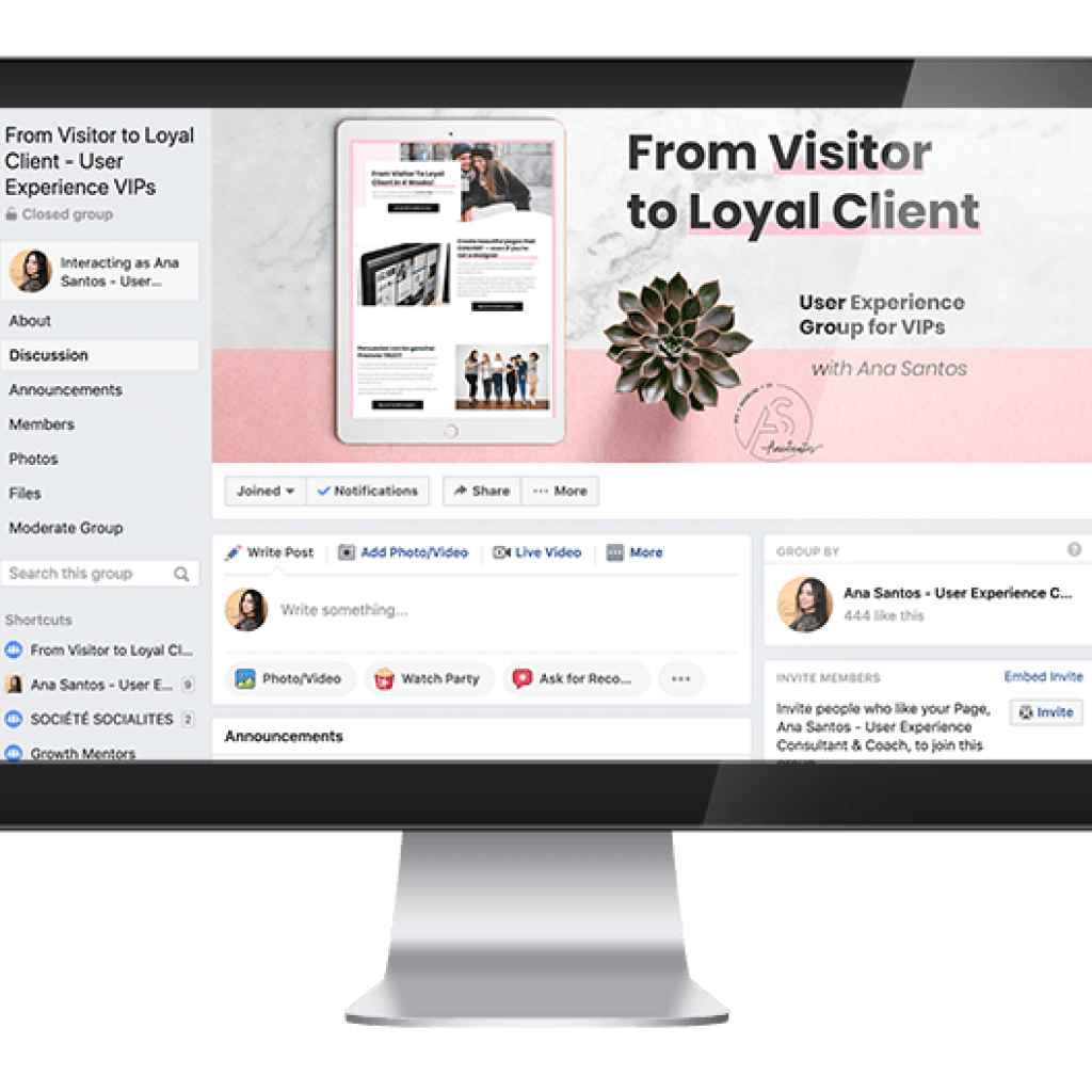 Landing Page Optimization Academy - FB Community