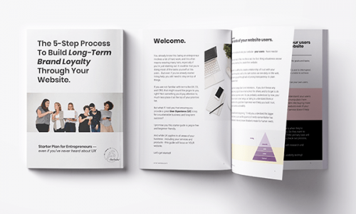 the 5 step process to build brand loyalty through your website